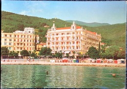 Opatija - Hôtel Slavija . - Croatie