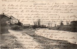 Habay-la-vieille Village Circulé En 1906 - Florenville