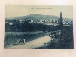CPA MAROC - FEZ (FES) - 6 - Vue Générale, Quartier Du Mellah - Fez (Fès)