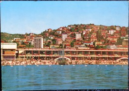 Rijeka - Vue Générale, établissement De Bains . - Croatie