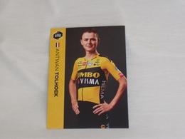 Antwan Tolhoek - Team Jumbo Visma - 2020 - Ciclismo