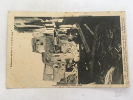 CPA MAROC - FEZ (FES) - Evenements De Fez Du 17-19 Avril 1912 - 53 - Ruines De Maisons Et Magasins - Fez (Fès)