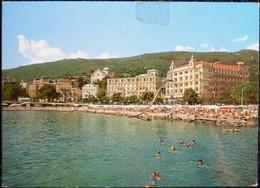 Opatija - Vue Générale, Plage . - Croatie