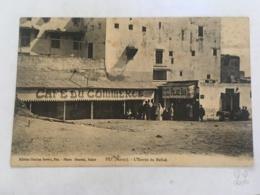 CPA MAROC - FEZ (FES) - L'entrée Du Mellah - Fez (Fès)