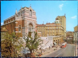 Rijeka - Rue Animée . - Croatie