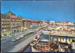 Rijeka - Port . - Croatie