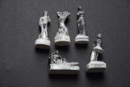 Fèves - Série Complète - Sculptures - History
