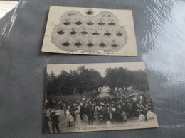 LOT DE 16 CPA / MUSIQUE - GROUPE MILITAIRE - Cartes Postales