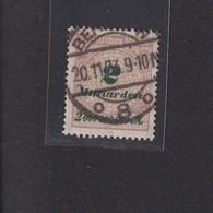 Alb1 /   D. Reich Infla 326 W Walzendruck Vollstempel Berlin / Mi. 11€ - Used Stamps