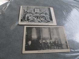 LOT DE 10 CPA / MUSIQUE -MUSICIENS - GROUPES - CHORALES ... - Cartes Postales
