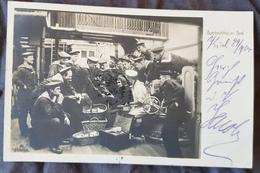 Germany Kiel 1905 Bumbootsfrau An Bord - Unclassified