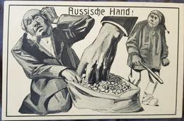 Germany Russische Hand Feldpost 1914 - Unclassified