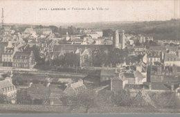22 LANNION  PANORAMA DE LA VILLE - Lannion