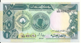 SOUDAN 1 POUND 1987 UNC P 39 - Soudan