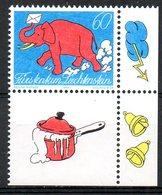LIECHTENSTEIN. N°1027 De 1994. Eléphant. - Elephants