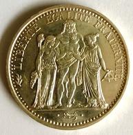 10 Francs Hercule 1965 TTB - K. 10 Francs