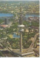 Hamburg Television Tower Alster Lake Unused - Unclassified