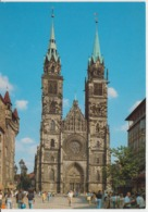 Nurnberg St Lorenzkirche Unused - Unclassified
