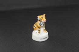 Fève De La Série LE CIRQUE - Le Tigre - (Réf : 001) - Charms