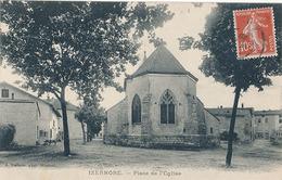 IZERNORE - PLACE DE L'EGLISE - Autres Communes