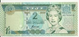 FIDJI 2 DOLLARS ND1996 UNC P 96 - Fidji