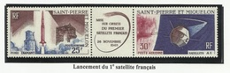 SAINT PIERRE ET MIQUELON SPM PA N° 34A Neuf Sans Charnière ** 1968 - Neufs