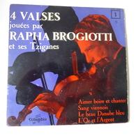 Rapha Brogiotti Et Ses Tziganes - Autres - Musique Française
