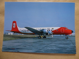 GABONAIR  DC 6B   TR-LQE - 1946-....: Era Moderna