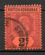HONDURAS - (Colonie Britannique) - 1902-06 - N° 58 à 61 -(Lot De 3 Valeurs Différentes) - (Edouard VII) - Honduras