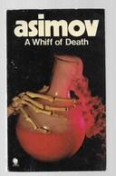 A WHIFF OF DEATH.par ASIMOV..1977.BROCHE ..ROMAN EN  ANGLAIS.TRES BON ETAT..ZOOMEZ - Romans