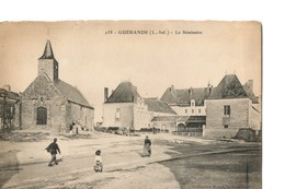 GUERANDE (Loire Atlantique) Le Séminaire - Guérande
