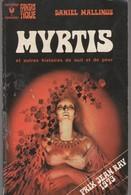 MYRTIS De DANIEL MALLINUS MARABOUT N°433Bon état Voir Description Et Scans - Fantastici
