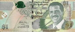 BAHAMAS 1 DOLLAR 2015 UNC P 71 B - Bahamas