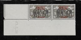 CAMEROUN 1940 - YT 226** PAIRE CDF - Cameroun (1915-1959)