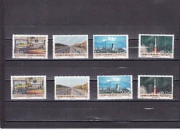 China Nº 3080 Al 3083 - 2 Series - 1949 - ... République Populaire