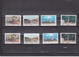 China Nº 3080 Al 3083 - 2 Series - Unused Stamps