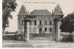 SAINT JUST  -  Château De La Joseterie (M. Pageau) - Autres Communes