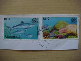 Ile Maurice Mauritius - 2000  Poissons - Maurice (1968-...)