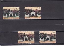 China Nº 3219 - 4 Sellos - Unused Stamps