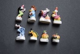 Fèves - Série Complète - Mickey - Disney