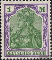 German Empire 150 Unmounted Mint / Never Hinged 1920 Germania - Ungebraucht