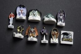 Fèves - Série Complète - Gargoyles - Charms