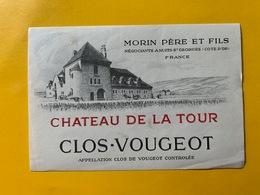 13144 - Château De La Tour Clos-Vougeot - Bourgogne