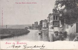 Salut Du BOSPHORE - Vue Des Eaux Douces D'Asie - Türkei