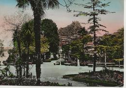 Mistretta - Interno Villa Comunale - Messina - H6452 - Messina