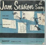 "45 Tours EP -  EARL BOSTIC  Et COZY COLE    - SAVOY 80770  ""  SWING STRET "" + 3  ( JAZZ ) - Autres - Musique Anglaise"