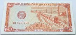 Billete Camboya. 0,5 R. 1979. Sin Circular - Cambodia