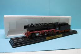 Atlas - LOCOMOTIVE VAPEUR BR 44 DB 150 Decapod Maquette Statique HO 1/87 - Locomotoras