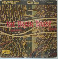"""45 Tours EP - THE BRAIN TWIST   -  LA VOZ 13735 -   """" THE BRAIN TWIST """" + 3  ( ESPAGNE ) - Autres - Musique Anglaise"""