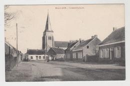Hallaer  Hallaar  Heist-op-den-Berg   Gemeenteplaats - Heist-op-den-Berg